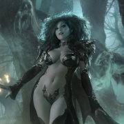 cryptcrawler-dark-queen-guinevere-artwork