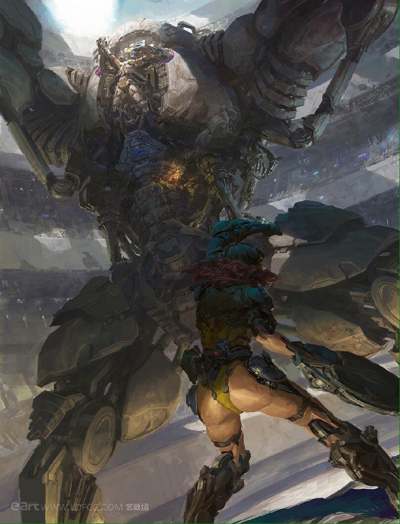 The Superb Digital Fantasy Art of Fenghua Zhong   Artist