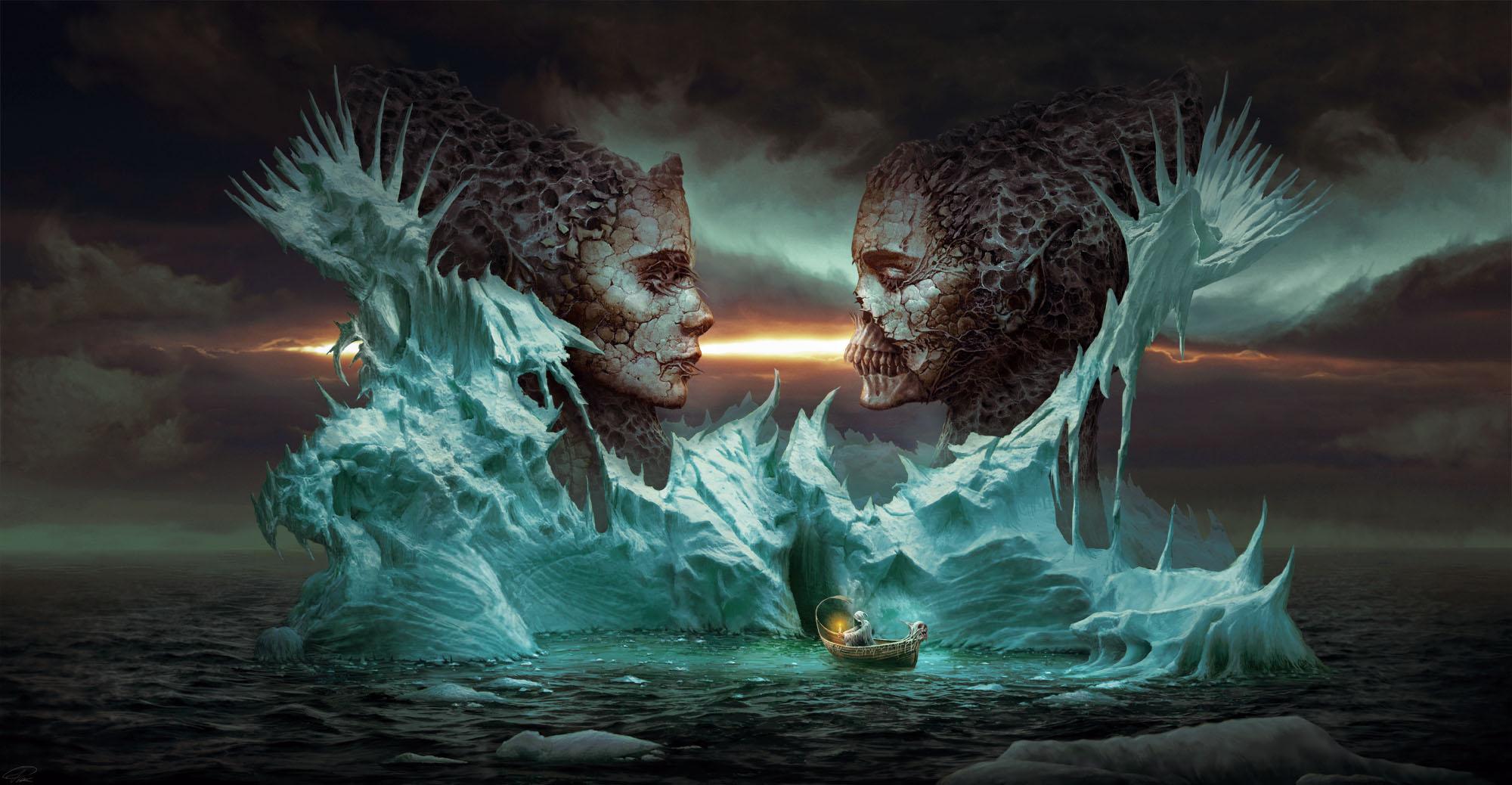 The Dark Fantasy Art of Piotr Ruszkowski | Digital Artist