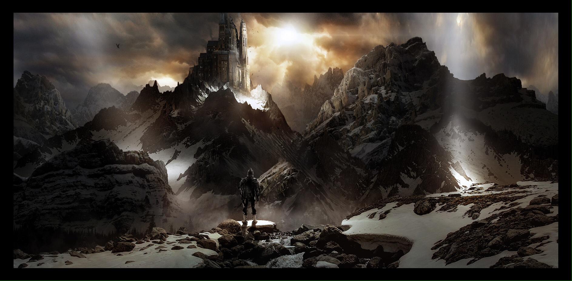 Epic New Sci Fi Works By Scott Richard Concept Artist