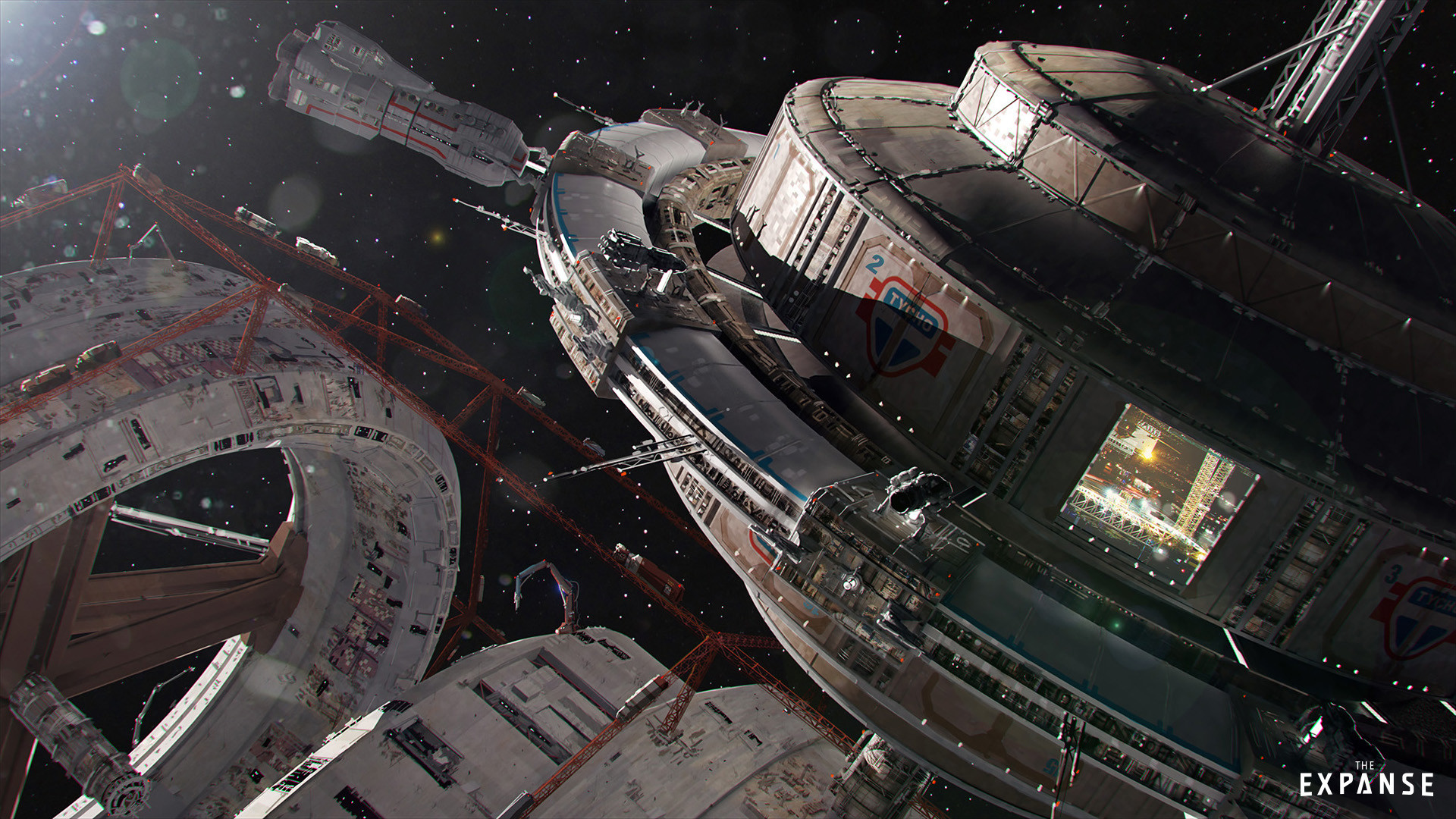 Awesome Sci Fi Art From Tim Warnock Concept Artist