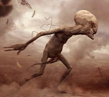 The Dark Fantasy Paintings of Anton Semenov