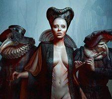 The Dark Fantasy Illustrations of David Gaillet