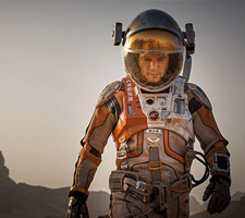 First Trailer for Ridley Scott's The Martian