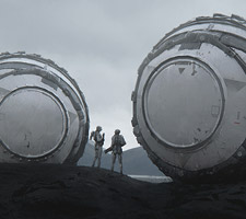 The Cinematic Sci-Fi Works of Mark Kolobaev