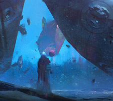 The Atmospheric Art of Victor Mosquera