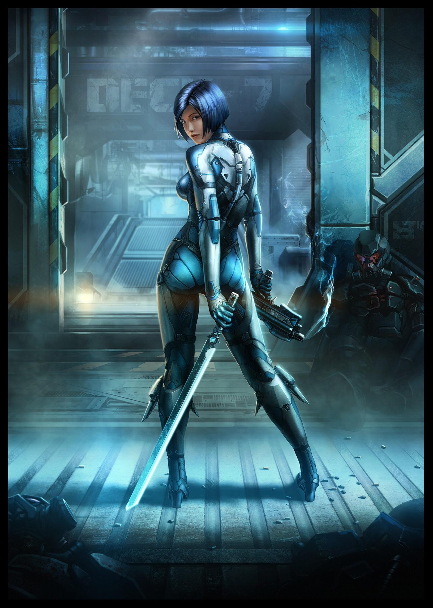 Scifi Erotica 22