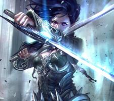 The Fantasy Character Art of Nick Gan