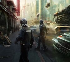 Awesome Sci-Fi Art from Tim Warnock