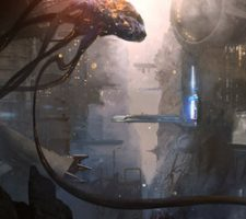 The Stunning Concept Art of Andrey Vozny