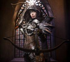 Demon Hunter Cosplay by Freia Raven