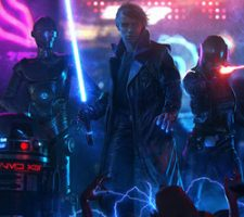 Alternative Star Wars Art by Jeronimo Gomez