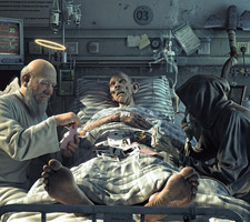 'Game Of Life' Artwork by Hu Zheng