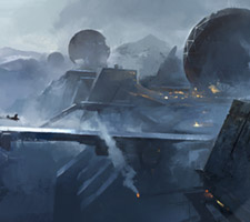 The Sci-Fi Themed Works of Nikolay Karelin