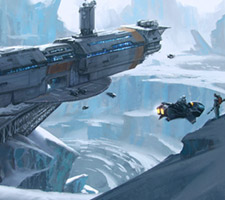 The Sci-Fi & Fantasy Artworks of Klaus Pillon