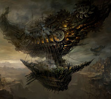 The Digital Fantasy Art of Chang Yuan