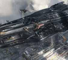 The Incredible Sci-Fi Art of Yuriy Mazurkin