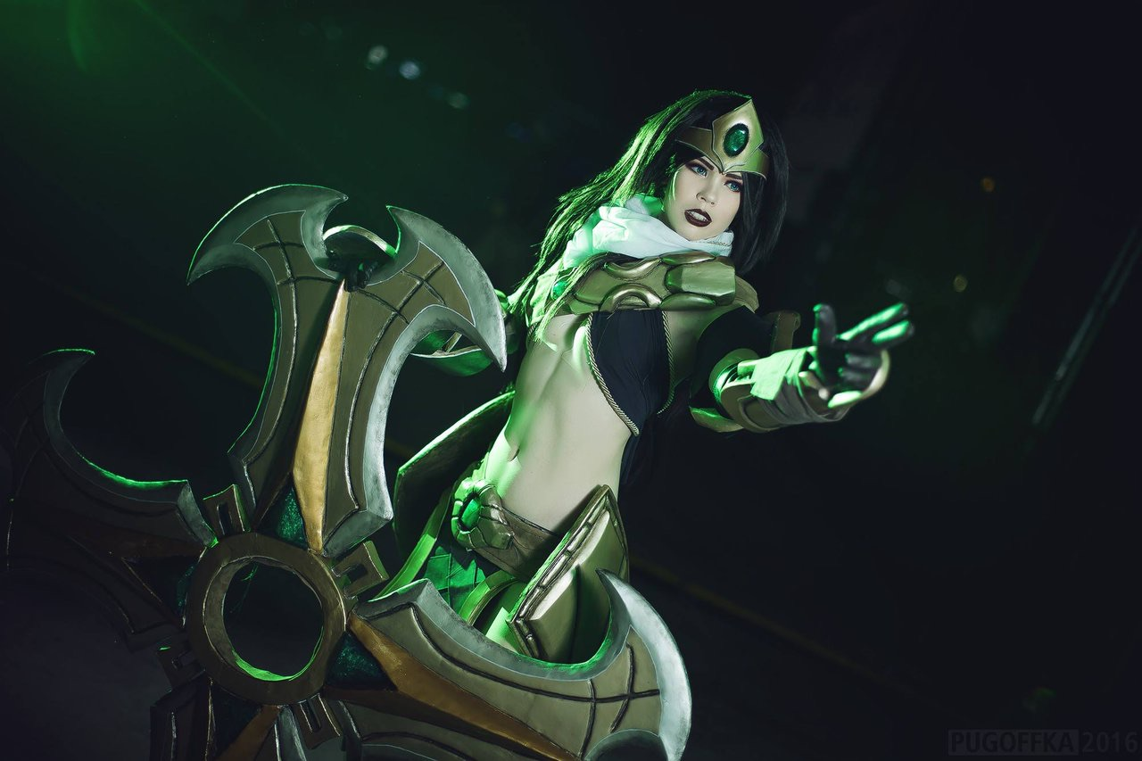 Sivir Cosplay from League of Legends!