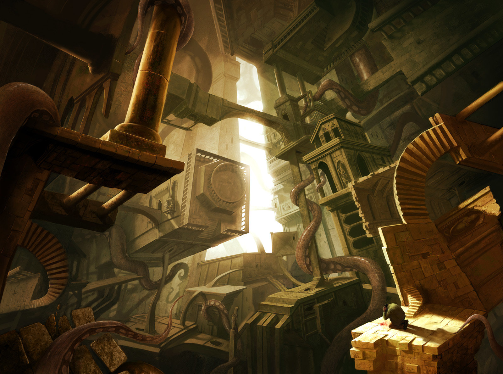 The Sci-Fi & Fantasy Art of Marc Simonetti