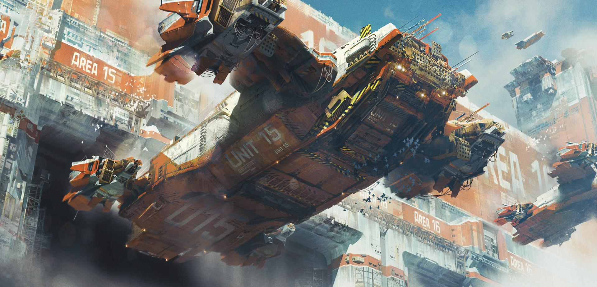 The Sci-Fi & Fantasy Art of Ivan Laliashvili