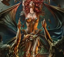 The Fantastic Fantasy Artworks of KyuYong Eom