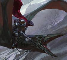 The Stunning Fantasy Art of Bayard Wu
