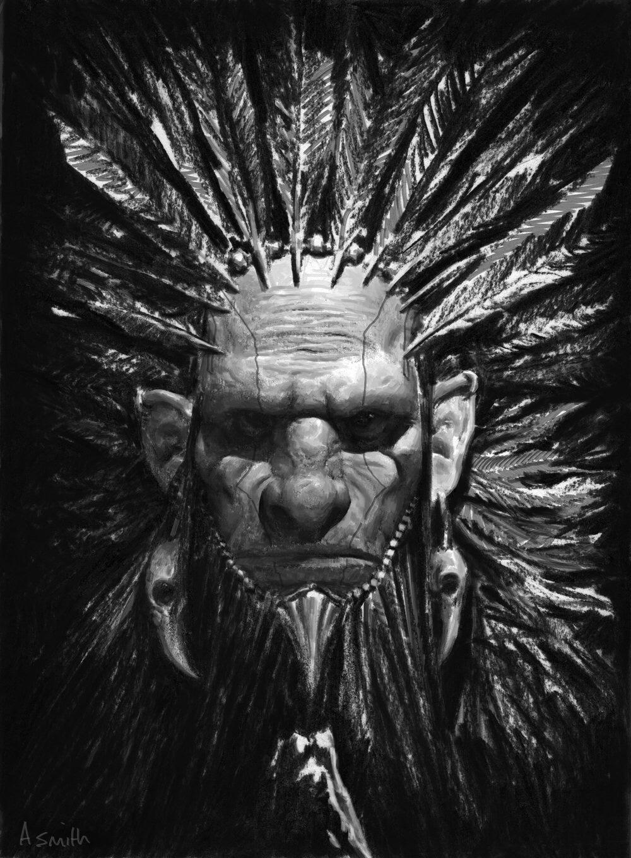 Amazing Fantasy Illustrations by Adrian Smith | Illustrator