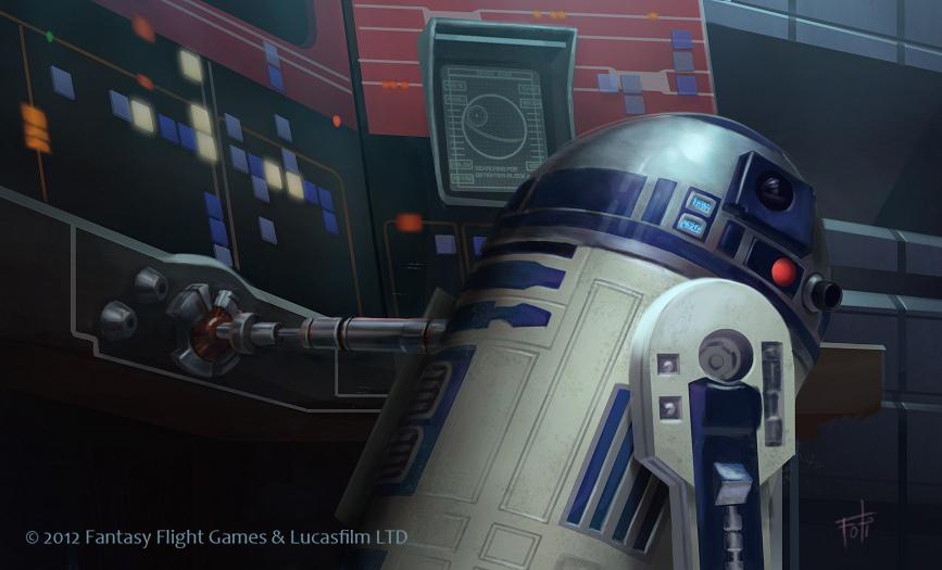 The Sci Fi Amp Fantasy Art Of Anthony Foti Star Wars Artist
