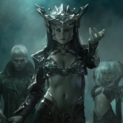 cryptcrawler-dark-queen-advanced-guinevere-artwork