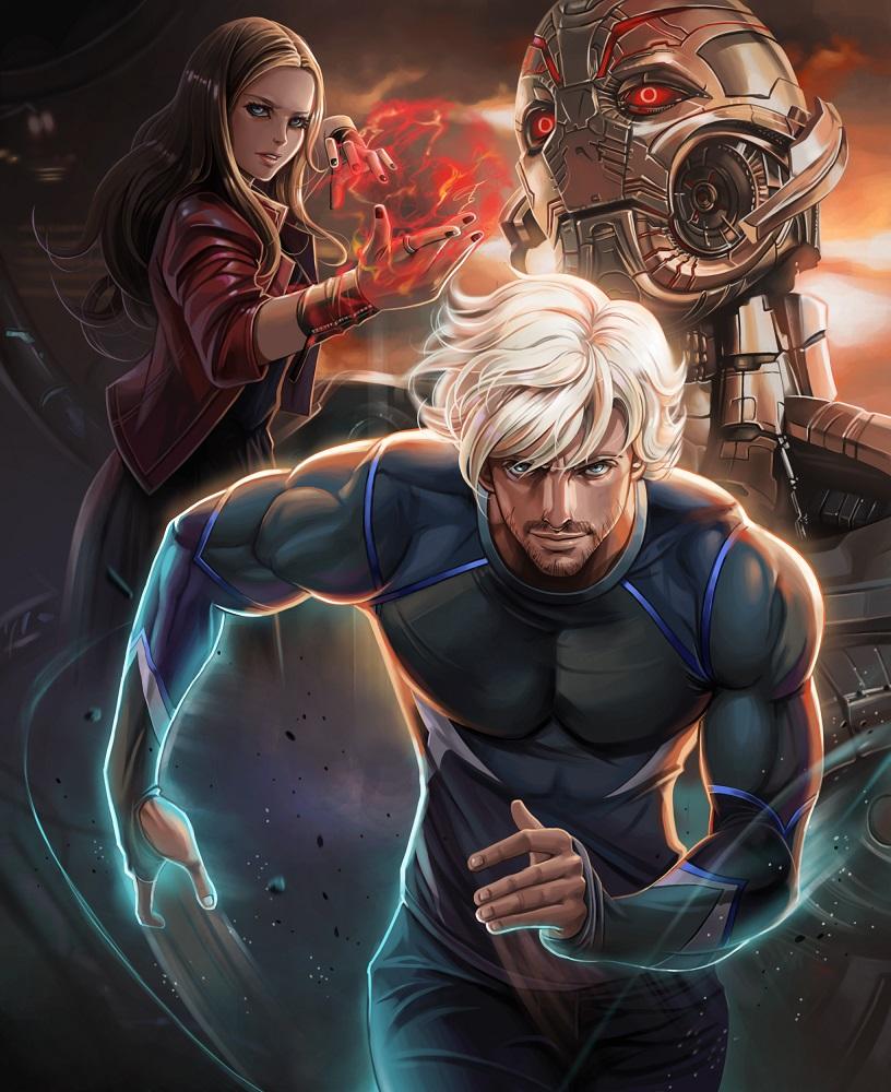 Art Of Comics And Manga: The Amazing Art Of DanteWontDie