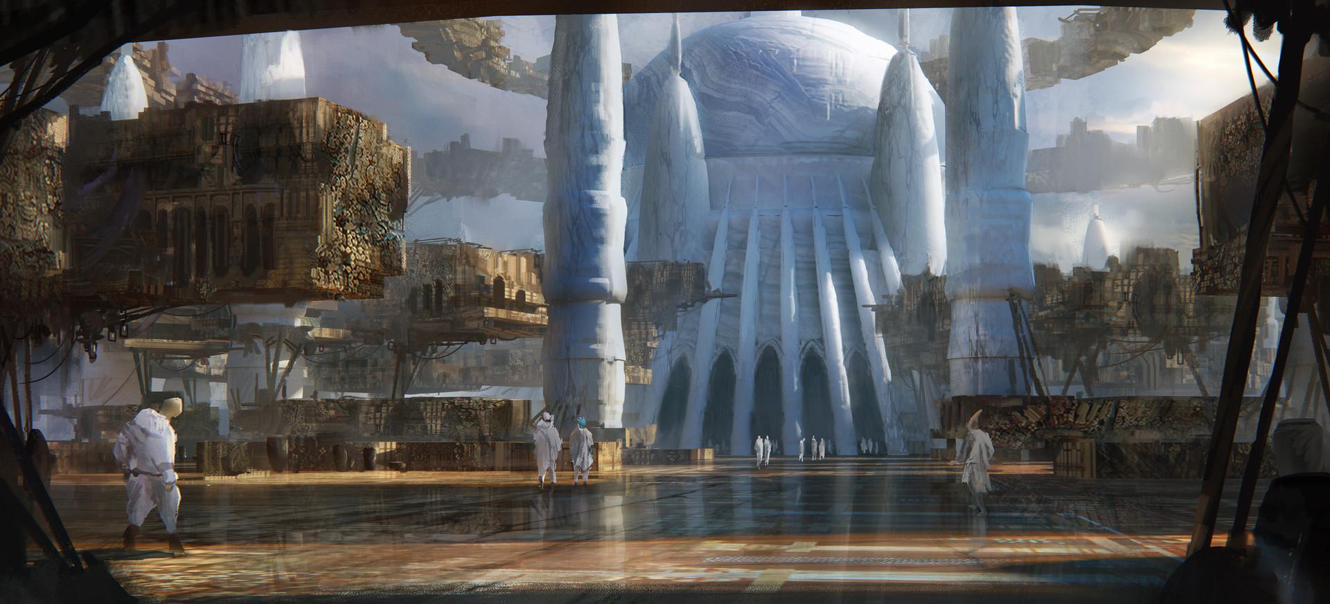 The Sci Fi Art Of Leon Tukker Science Fiction Artist