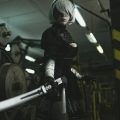 Nier-Automata-cosplay-Photography-12