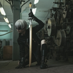 Nier-Automata-cosplay-Photography-13