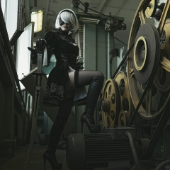 Nier-Automata-cosplay-Photography-15