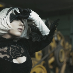 Nier-Automata-cosplay-Photography-16