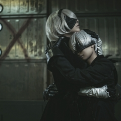 Nier-Automata-cosplay-Photography-17