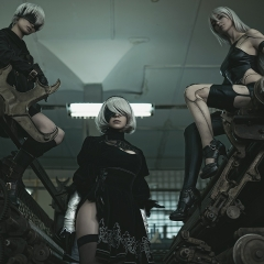 Nier-Automata-cosplay-Photography-22