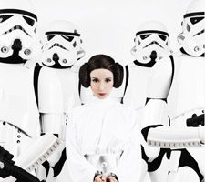 Star Wars Cosplay Photography by Benny Lee