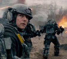 Edge of Tomorrow Sci-Fi Movie Trailer