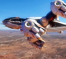 The Fantastic Science Fiction Art of Graham TG