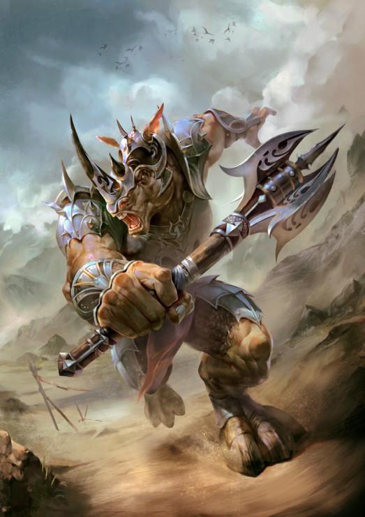 The Fantasy Art of Yu Cheng Hong