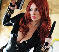 Black Widow by Giorgia Cosplay