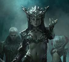 Fantastic Fantasy Art from Brad Rigney (Cryptcrawler)