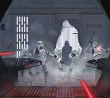 Awesome Star Wars Illustrations by Jake Murray