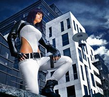 Ghost In The Shell – Motoko Kusanagi Cosplay