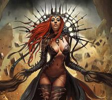 The Fantasy Art of Yigit Koroglu