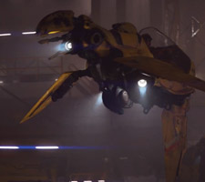 Amazing Concept Teaser Trailer for 'The Leviathan'