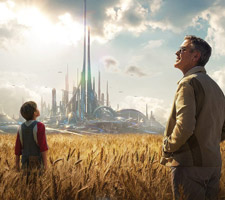 Spectacular Full Trailer for Disney's Tomorrowland