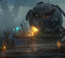 The Digital Art of Juhani Jokinen