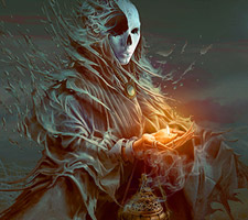 The Dark Fantasy Art of Piotr Ruszkowski